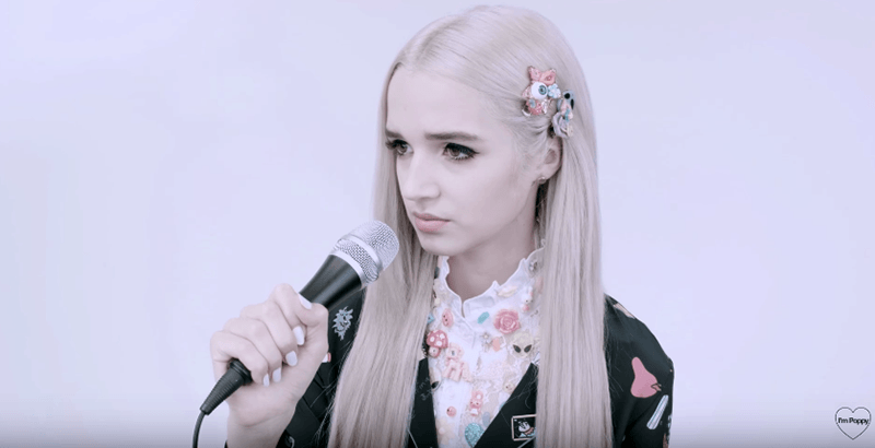 """That Poppy"" : The YouTube Star Under Illuminati Mind Control"