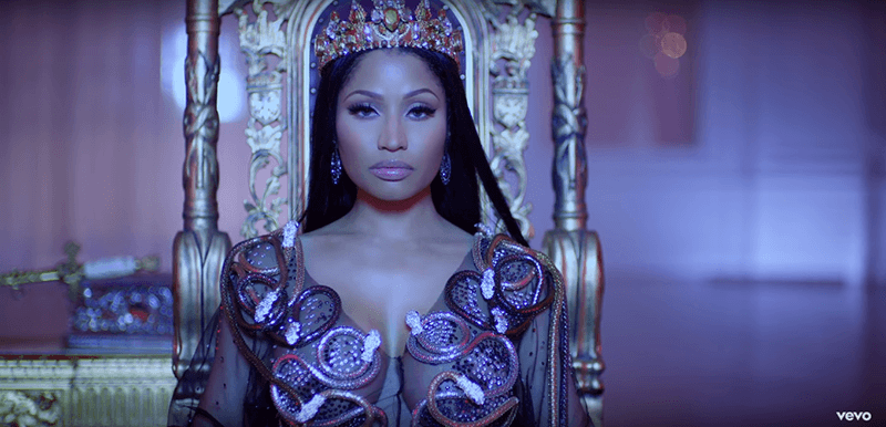 "The Dark Occult Meaning of Nicki Minaj's ""No Frauds"""