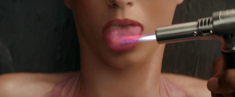 """appetit8à Katy Perry's """"Bon Appétit"""" is a Nod to Occult Elite Rituals"""