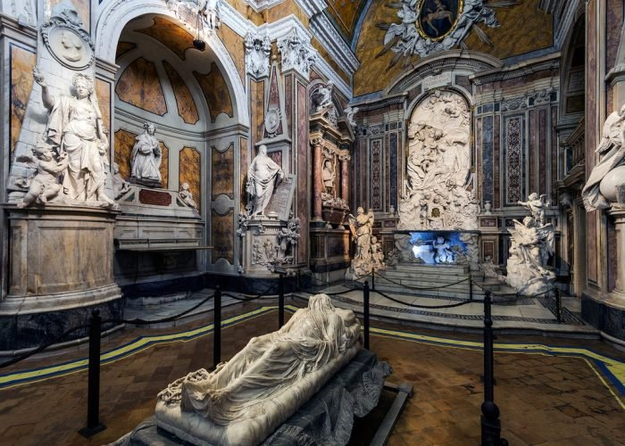 Sinister Sites: The Sansevero Chapel