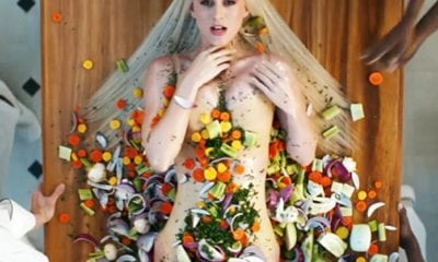 "Katy Perry's ""Bon Appétit"" is a Nod to Occult Elite Rituals"