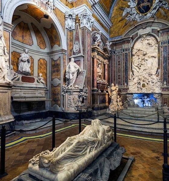 leadcapella3 Sinister Sites: The Sansevero Chapel