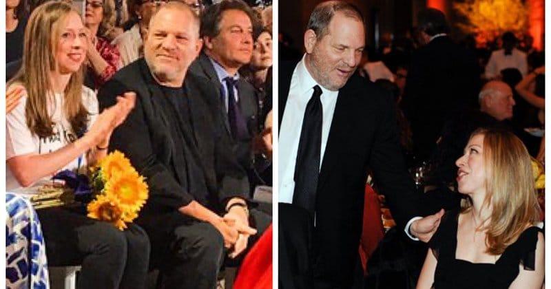 WeinsteinClinton The (Authorized) Downfall of Harvey Weinstein