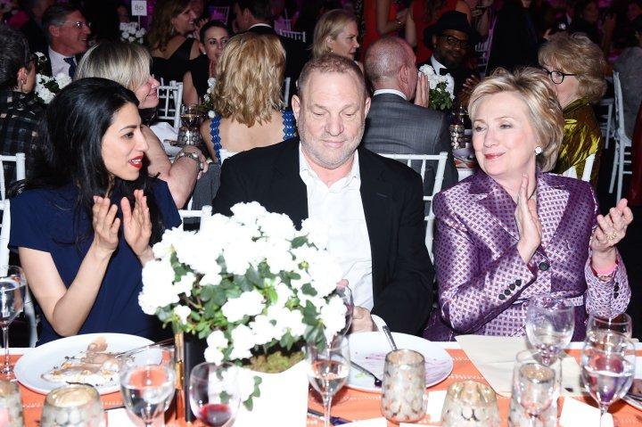 hillary clinton harvey weinstein The (Authorized) Downfall of Harvey Weinstein