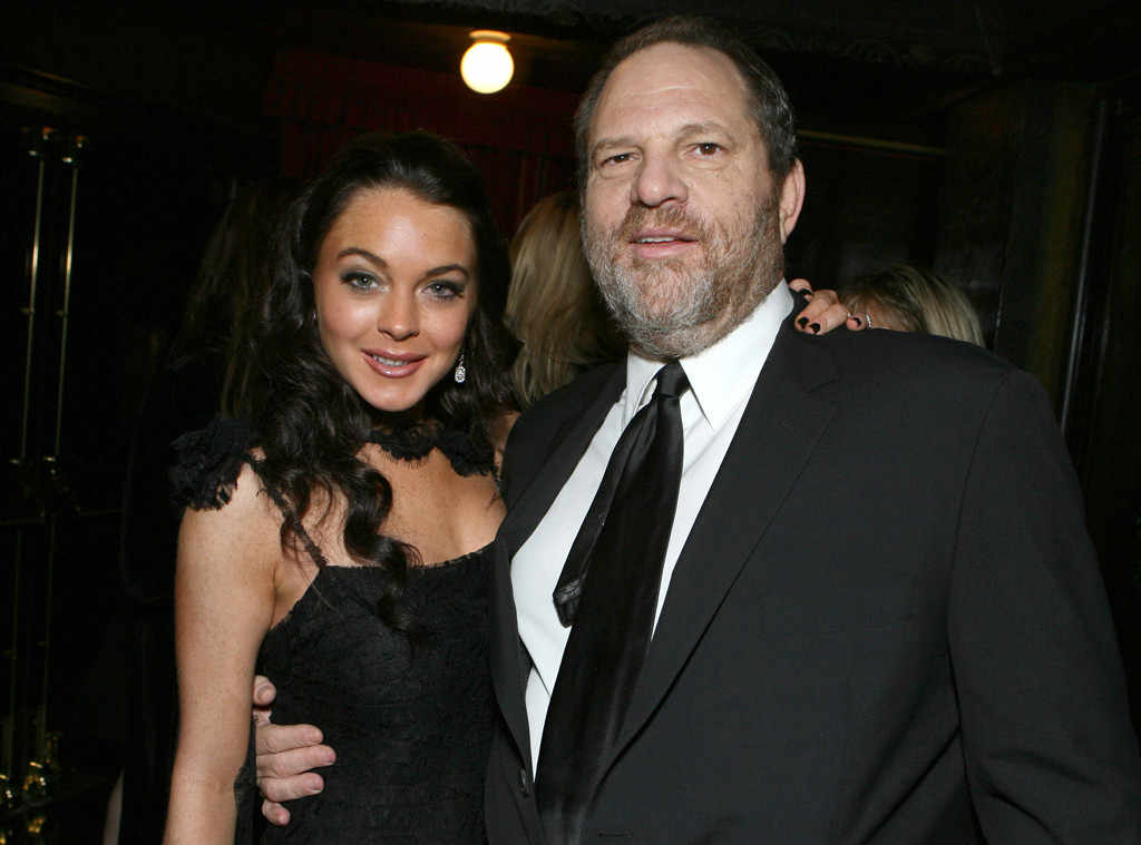 rs 1024x759 171011115335 1024.lindsay lohan harvey weinstein.cm .101117 The (Authorized) Downfall of Harvey Weinstein
