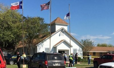 leadtexas The Texas Church Shooting Was Eerily Foreshadowed in Mass Media