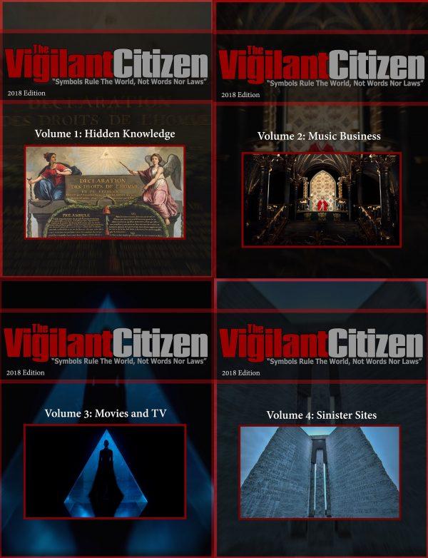 The Vigilant Citizen 2018: Full Collection (PDF Edition)