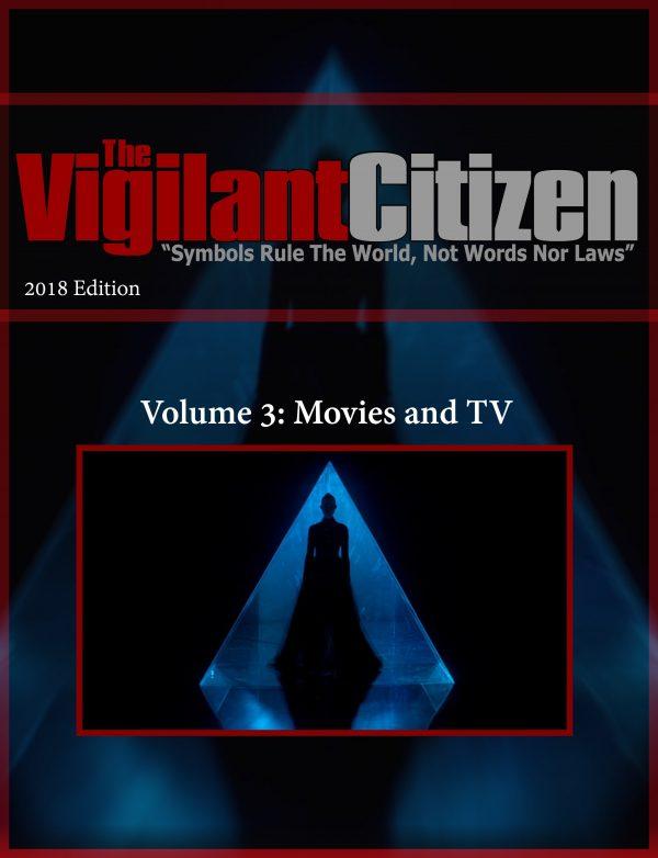 The Vigilant Citizen 2018 Volume 3: Movies and TV (PDF Edition)