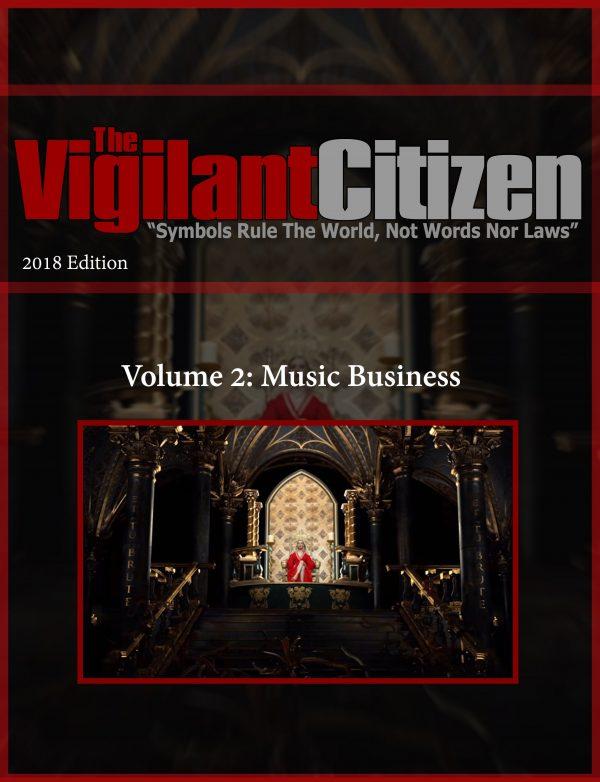 The Vigilant Citizen 2018 Volume 2: Music Business (PDF Edition)