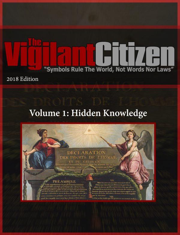 The Vigilant Citizen 2018 Volume 1: Hidden Knowledge (PDF Edition)