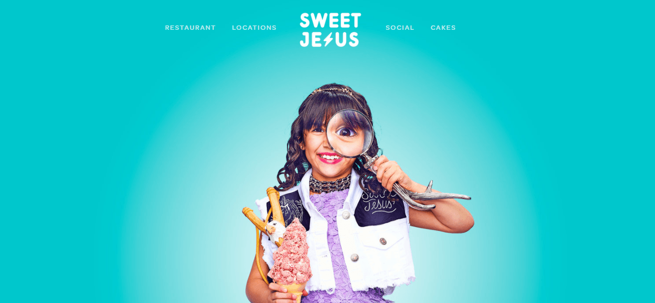 Sweet Jesus: The Disturbing Marketing of a Trendy Ice Cream Franchise