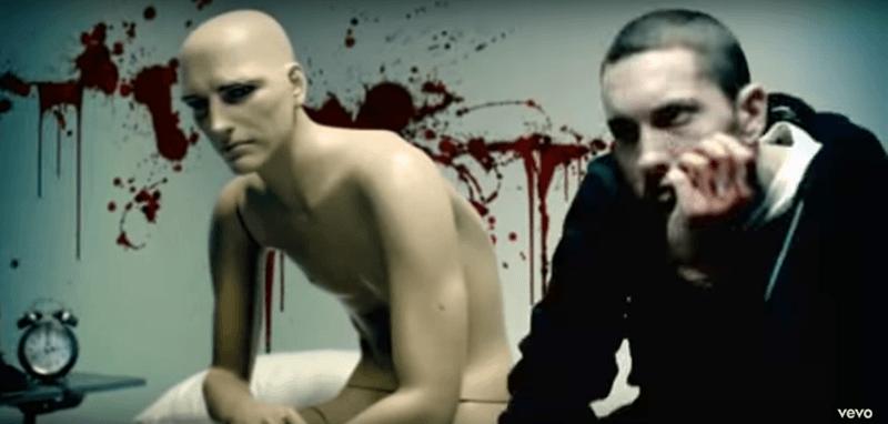 """3am """"Framed"""": Eminem Becomes a Mind-Controlled Serial Killer"""