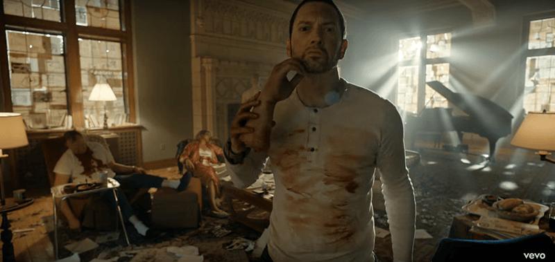 """framed1 """"Framed"""": Eminem Becomes a Mind-Controlled Serial Killer"""