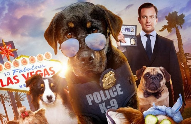 """The Movie """"Show Dogs"""" Contains Scenes That """"Groom Children for Sexual Abuse"""""""