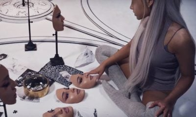 "leadtears 1 Ariana Grande's ""No Tears Left to Cry"": Blatant Monarch Mind Control Symbolism"