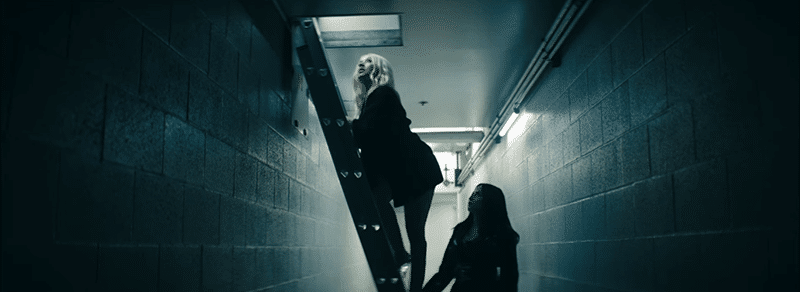 """fallinline12 The Disturbing Hidden Meaning of Christina Aguilera's """"Fall in Line"""""""