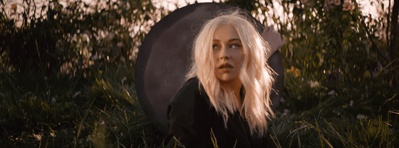 """fallinline13 The Disturbing Hidden Meaning of Christina Aguilera's """"Fall in Line"""""""