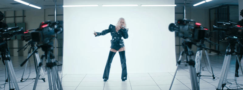 """fallinline6 The Disturbing Hidden Meaning of Christina Aguilera's """"Fall in Line"""""""