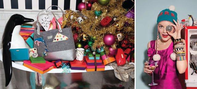 ks holiday1 The Eerie Similarities Between the Deaths of Kate Spade, Alexander McQueen and L'Wren Scott