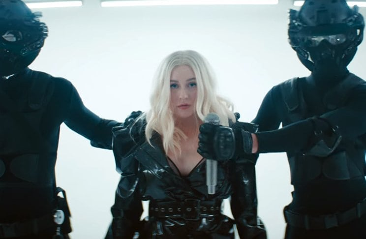 "leadfallinline The Disturbing Hidden Meaning of Christina Aguilera's ""Fall in Line"""