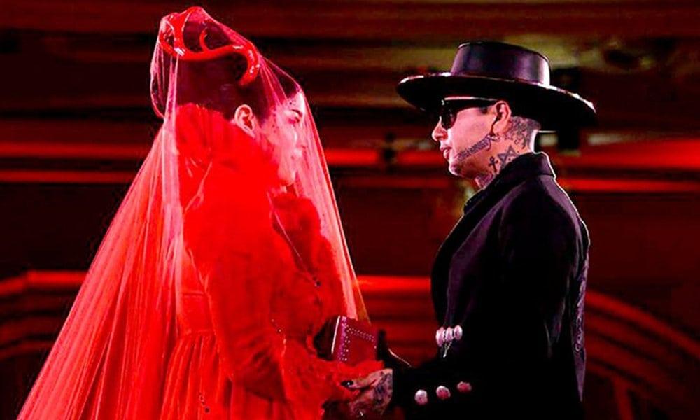 Kat Von D's Wedding Was an Occult Elite Ritual