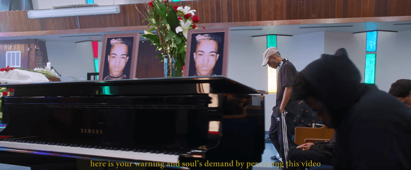 "The Meaning of XXXTentaction's Prophetic Posthumous Video ""SAD!"""