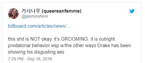 """Drake Accused of """"Grooming"""" Millie Bobby Brown"""