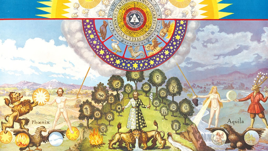 """The Secret Teachings of All Ages"": The Ultimate Reference in Occult Symbolism"