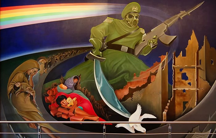 Denver Airport Paintings 10 Years of Truth: The Top 10 Vigilant Citizen Articles