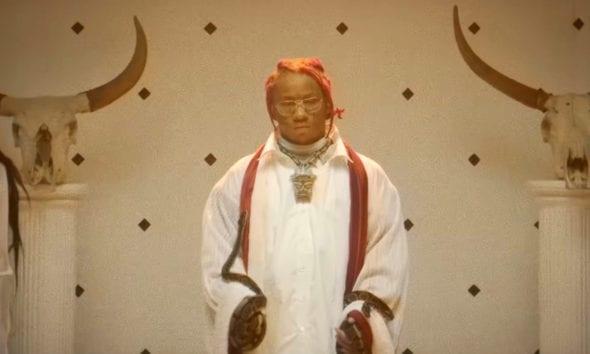 "Trippie Redd's ""Topanga"": A Satanic Ritual Disguised as a Music Video"