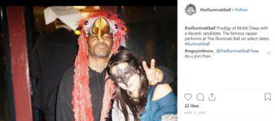 "2019 01 07 19 15 37 The Illuminati Ball @theilluminatiball • Instagram photos and videos e1572028437958 Inside the Rothschild-Inspired ""Illuminati Ball"" New Year's Eve"