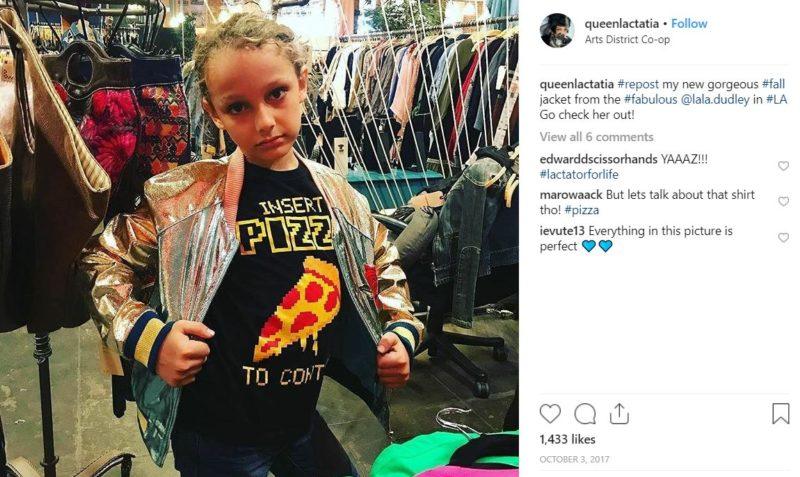 "2019 01 14 13 39 48 Lactatia House Of Mizrahi @queenlactatia • Instagram photos and videos e1547492737550 The Exploitation of ""Drag Kid"" Desmond Is Amazing"