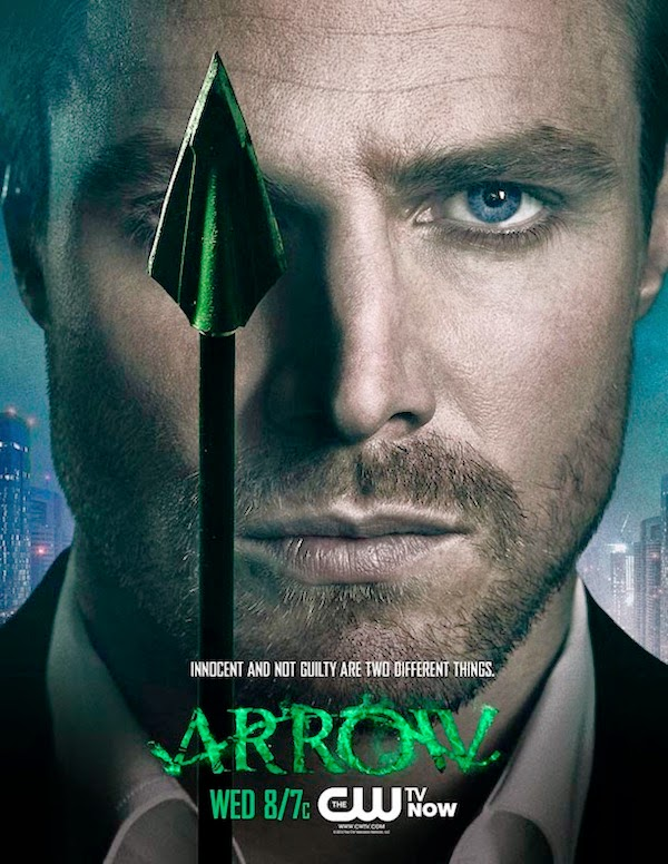 Arrow ONE EYE Symbolic Pic of the Month 01/19