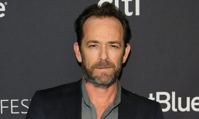 "Luke Perry Dead at 52 After ""Serious Stroke"" (Updated)"
