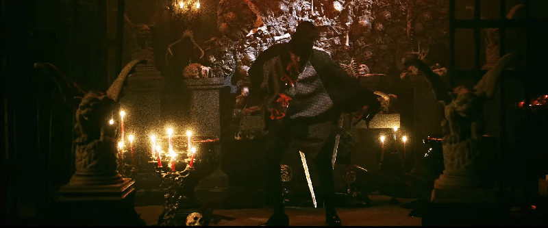 "The Meaning of YG's Video ""In The Dark"": Is it About Blood Sacrifice?"