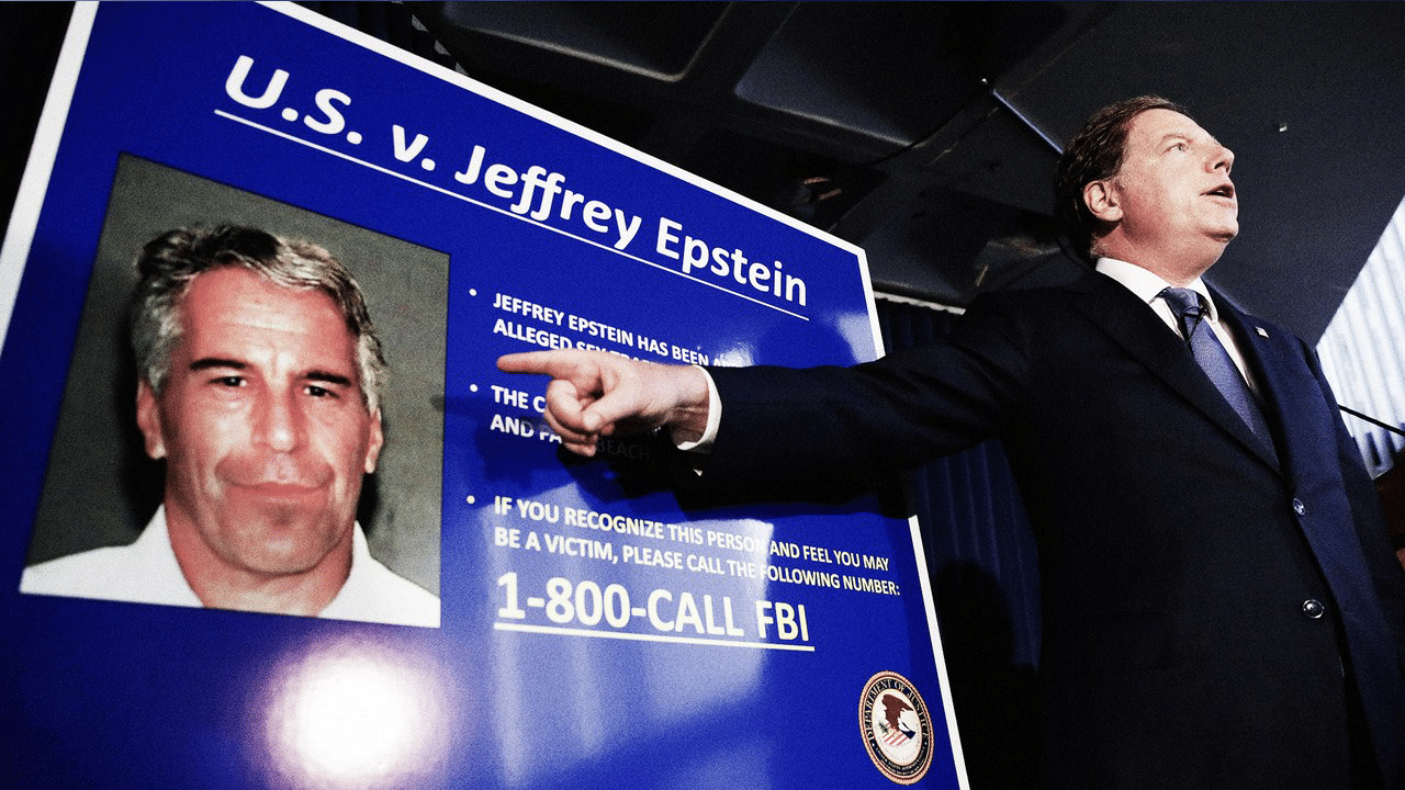 Jeffrey Epstein: The True Ugly Face of the Occult Elite