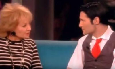 Barbara Walter's Disturbing Response to Corey Feldman Exposing Hollywood Pedophilia
