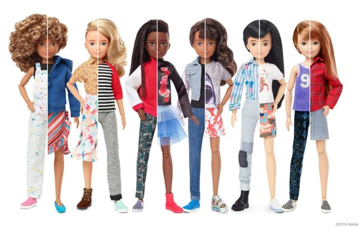 "Mattel Releases a ""Gender-Neutral"" Barbie and the Video Promoting it is Preposterous"