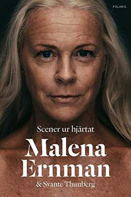 Book cover for Scener ur hjärtat by Malena Ernman family The Elite Machine Behind Greta Thunberg