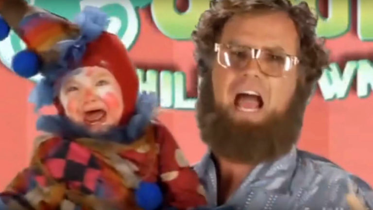 Will Ferrell's Comedy Skit About Child Trafficking is Disgusting (video)