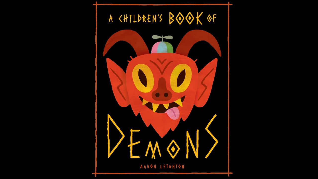 """""""A Children's Book of Demons"""" Teaches Children How to Summon Demons"""