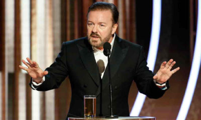 leadgoldenglobes We Need to Talk About That Ricky Gervais Monologue at the Golden Globes