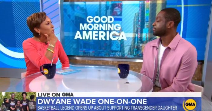"""Dwyane Wade's 12-Year-Old Transgender Child and the Media Tour """"Promoting"""" Her"""