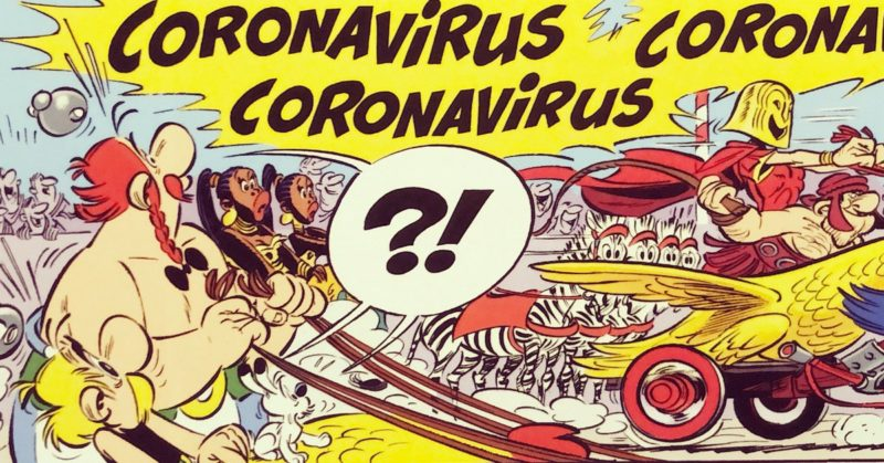 Coronavirus Was Eerily Predicted in a 1981 Novel