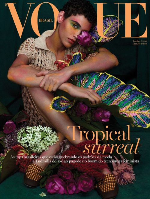 "The Blatant ""Occult Elite"" Symbolism at the 2020 Vogue Ball in Brazil"