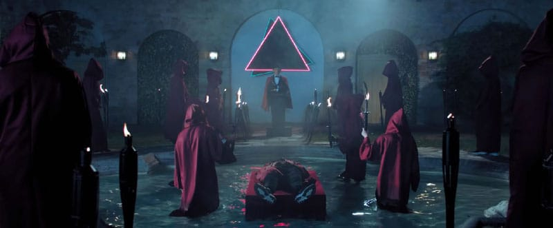 This French Music Video Exposes the Occult Music Industry