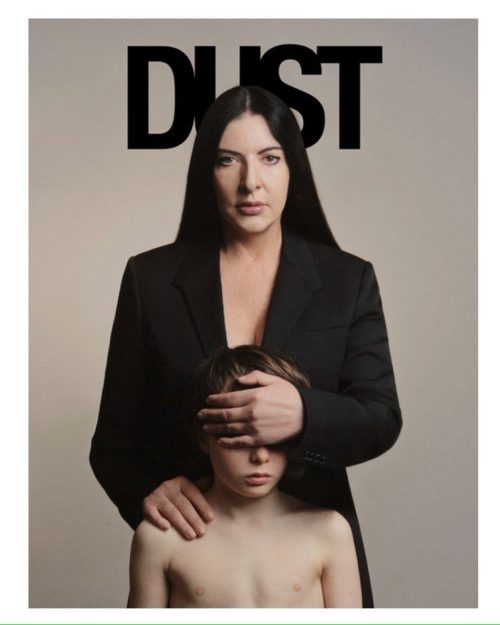 Microsoft Releases (and Deletes) an Ad With Elite Occultist Marina Abramovic