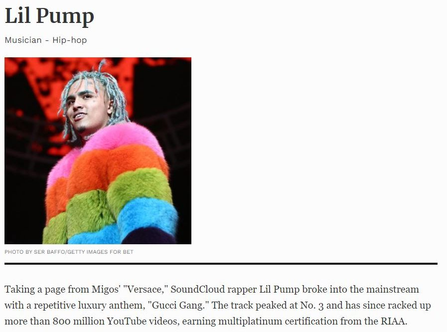 """""""Illuminati"""" by Lil Pump: Yeah, This Is What the Music Industry Has Sunken To"""