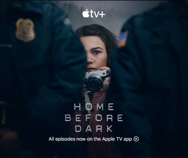 Apple TV Ad Symbolic Pics of the Month 05/20