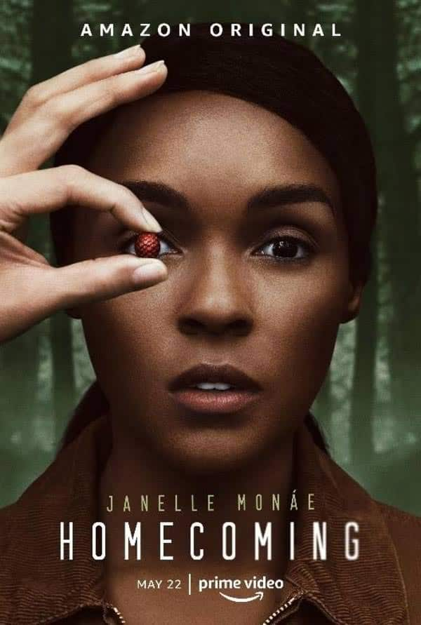 Homecoming Season 2 Amazon Prime Janelle Monae TV Previews Poster Trailer Tom Lorenzo Site 2 Symbolic Pics of the Month 05/20
